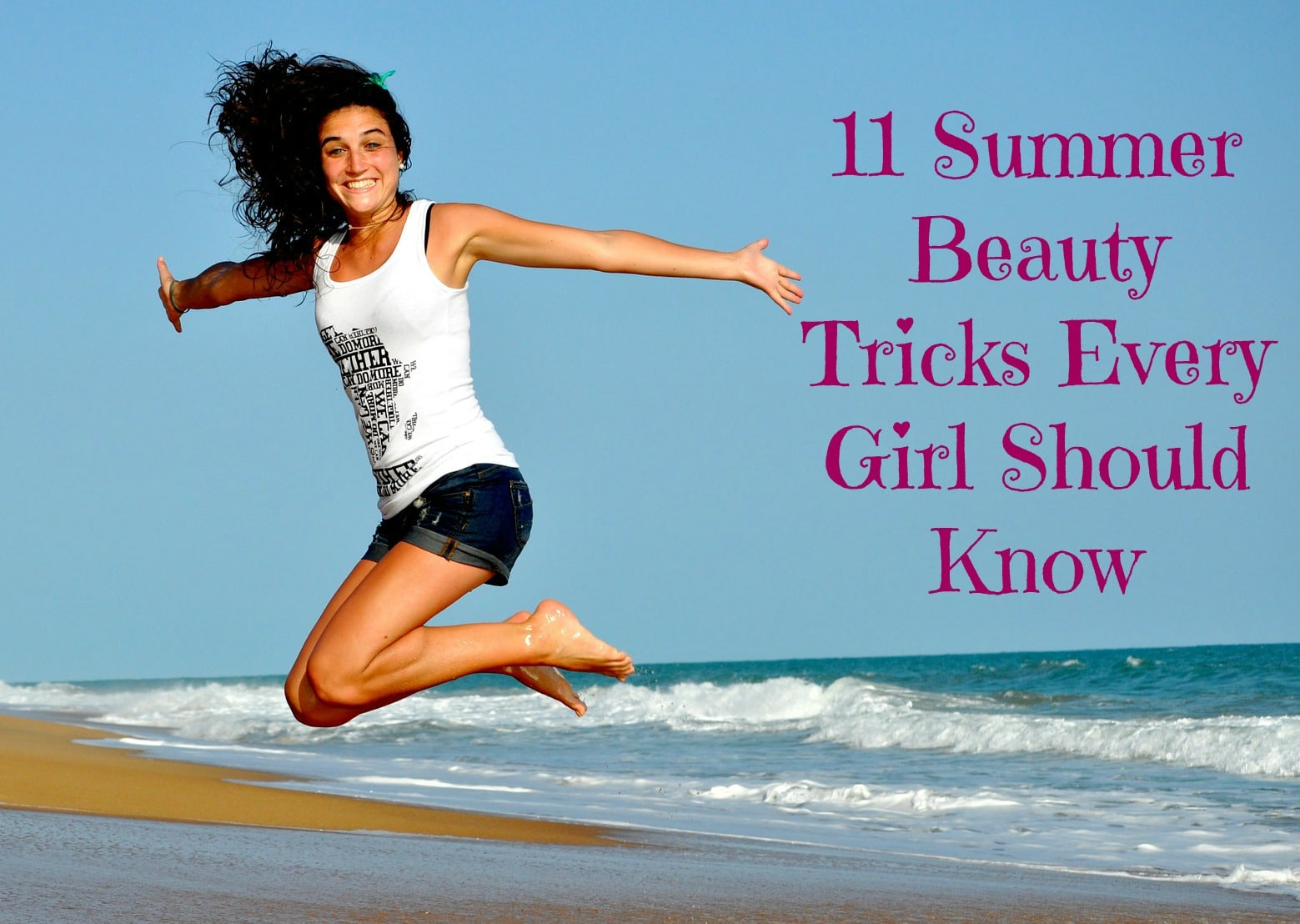 Summer Beauty Tricks